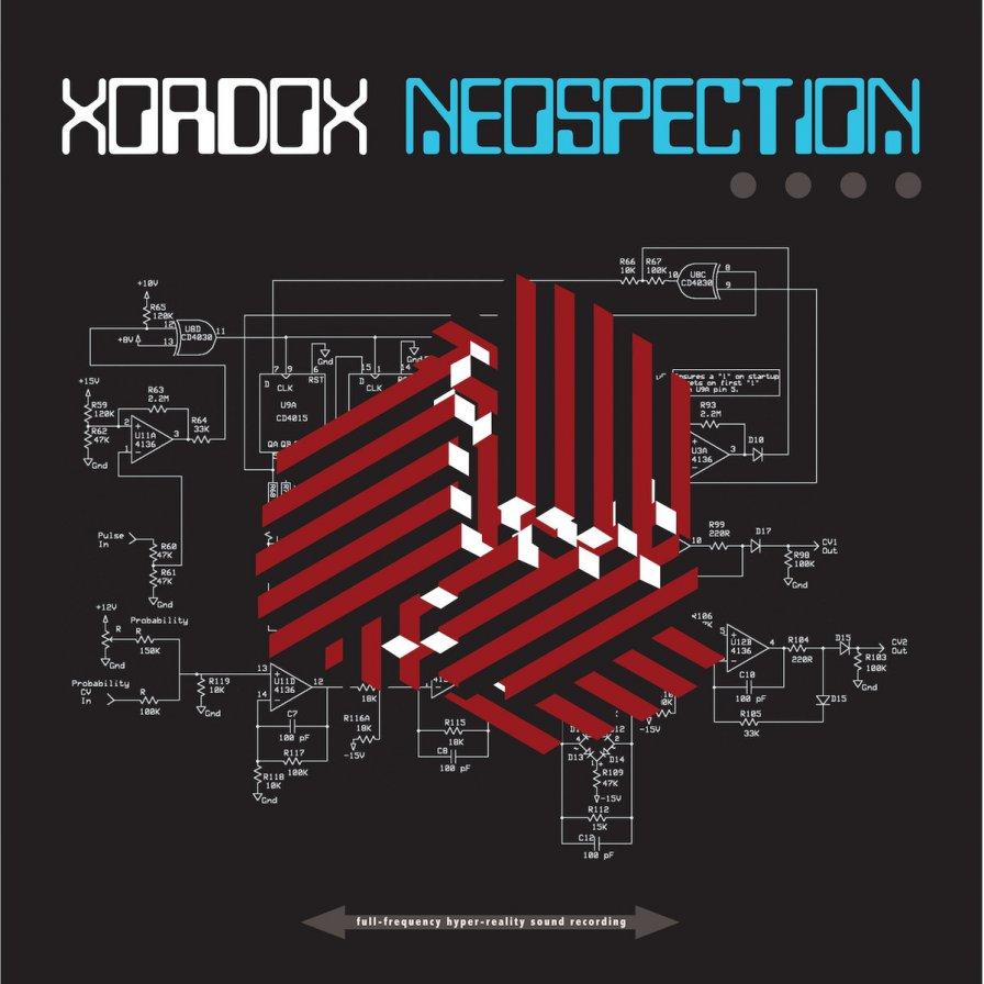 Xordox: Neospection – Vinyl