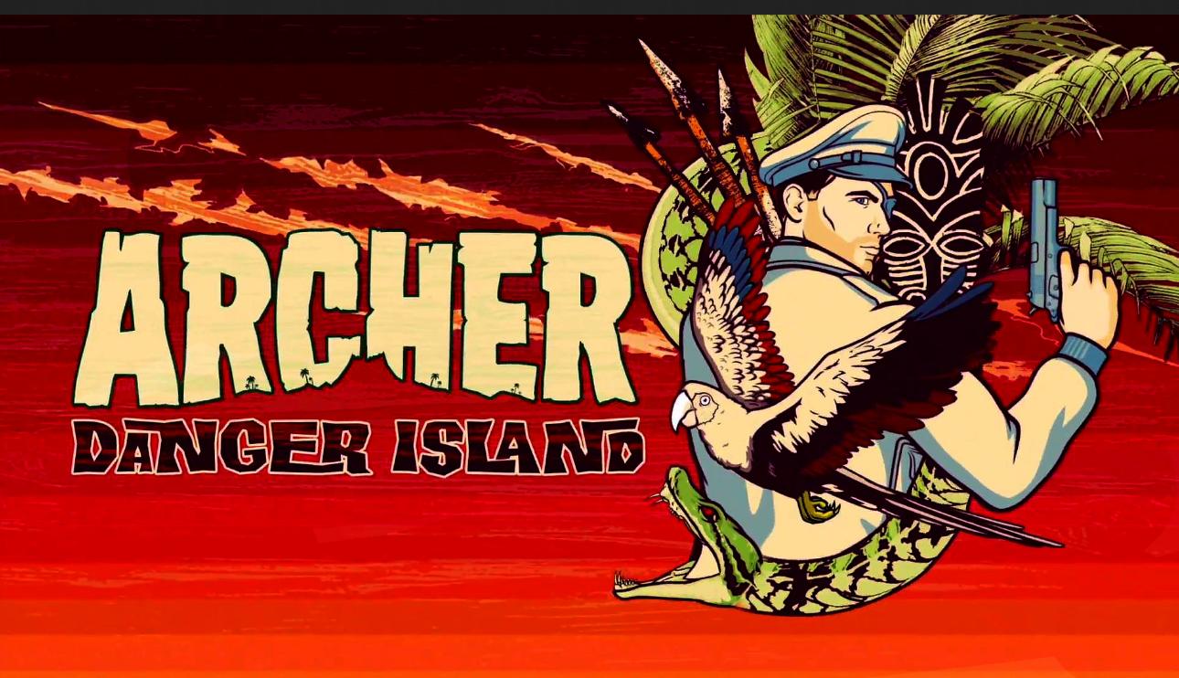 danger island movie